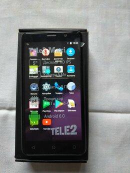 Мобильные телефоны - Смартфон Tele2 Maxi, 0