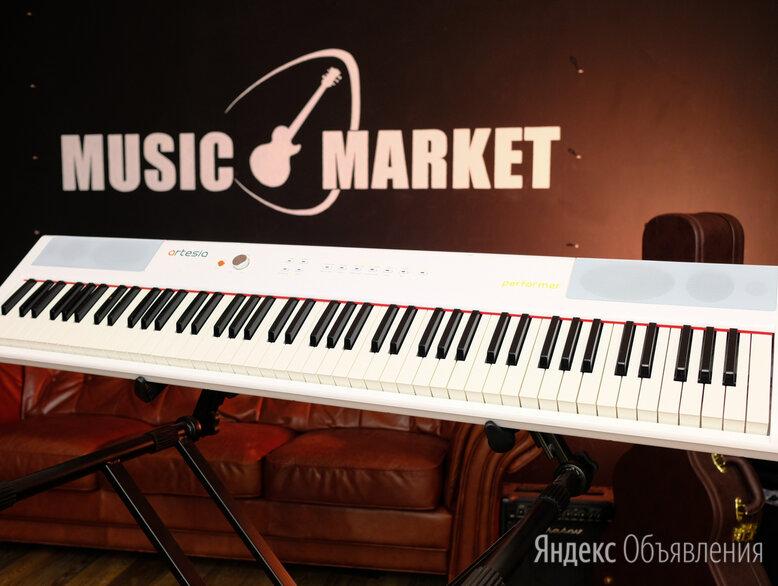 Цифровое Пианино Artesia Performer White по цене 19500₽ - Клавишные инструменты, фото 0