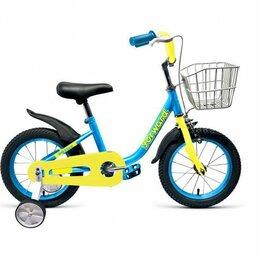 Трехколесные велосипеды - Детский велосипед Barrio 16 синий (2020), 0