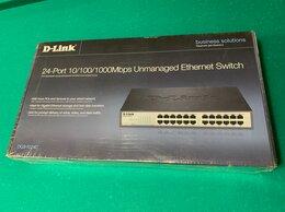 Проводные роутеры и коммутаторы - Коммутатор D-Link DGS-1024C, 0