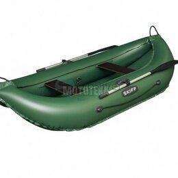 Моторные лодки и катера - Лодка ПВХ SibRiver (Сибривер) Skiff (Скиф) - 265, 0