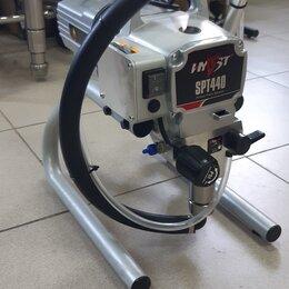Электрические краскопульты - Краскопульт электрический HYVST SPT 440, 0