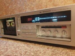 Музыкальные центры,  магнитофоны, магнитолы - 4-х дорожечная стерео кассетная дека Yamaha К-1020, 0