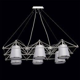 Люстры и потолочные светильники - Подвесная люстра Chiaro Сорренто 612010306, 0