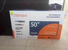 Телевизоры - Телевизор LED Novex NVX-50U329MSY Новый, 0