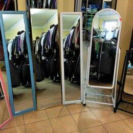 Зеркала - Новое Зеркало напольное в полный рост в раме, 0