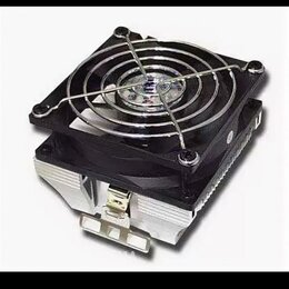 Кулеры и системы охлаждения - Socket 462 pga 370 сокет A кулер Titan ttc d5tb на процессор радиатор , 0
