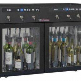Штопоры и принадлежности для бутылок - Диспенсер для вина La Sommeliere DVV6, 0