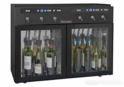 Диспенсер для вина La Sommeliere DVV6 по цене 281200₽ - Подставки и держатели, фото 0