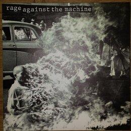 Виниловые пластинки - RAGE AGAINST THE MACHINE, 0