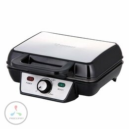 Сэндвичницы и приборы для выпечки - Вафельница Kitfort КТ-1620, 0