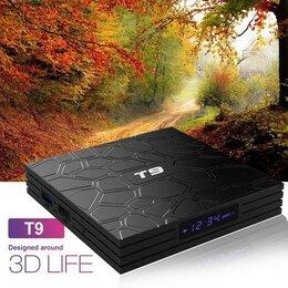 ТВ-приставки и медиаплееры - Смарт-ТВ приставка Smart TV Box T9 4K 2GB/16GB…, 0