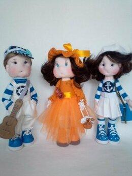 Статуэтки и фигурки - кукла интерьерная ручной работы, 0
