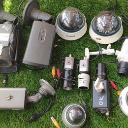Камеры видеонаблюдения - видеокамеры, 0