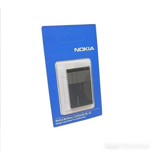 Аккумуляторные батареи для телефонов, смартфонов по цене 550₽ - Аккумуляторы, фото 0