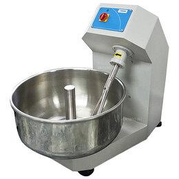 Тестомесильные и тестораскаточные машины - Машина тестомесильная Mateka HYM 600 t, 0