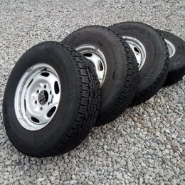 Шины, диски и комплектующие - Шины Nokian колеса 235/75 R15 mazda ford, 0