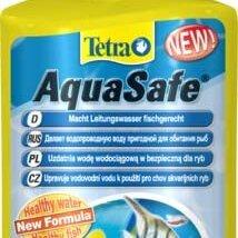 Инвентарь для обслуживания аквариумов - Tetra AquaSafe кондиционер для подготовки воды аквариума 250 мл, 0