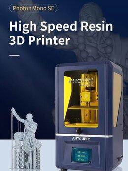 3D-принтеры - 3D принтер ANYCUBIC Photon Mono SE, 0