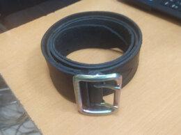 Ремни и пояса - Ремень офицерский кожаный черный +, 0