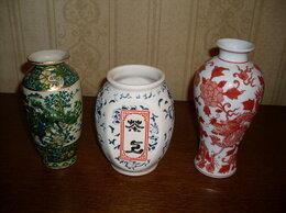 Вазы - Винтажные фарфоровые вазы.Старый Китай, 0