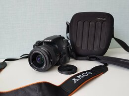 Фотоаппараты - Зеркальный фотоаппарат Sony A58 , 0