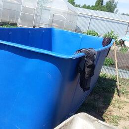 Бассейны - Бассейн пластиковый для дачи 2 х 4х1,4 м, 0