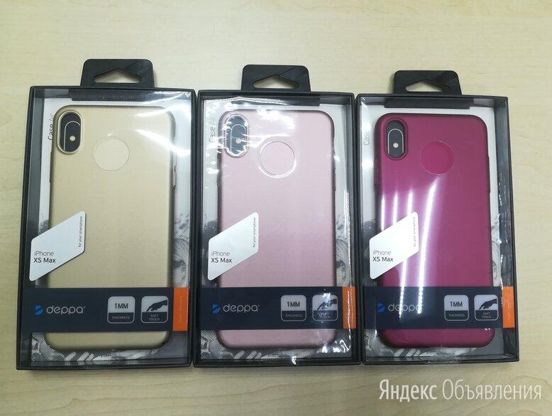 Чехол для IPhone XS Max  по цене 250₽ - Чехлы, фото 0