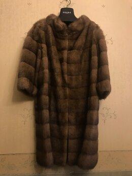 Шубы - Норковая шуба (пальто), 0