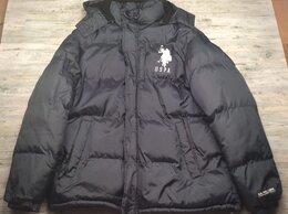 Куртки - Куртка мужская дутая uspa, 0