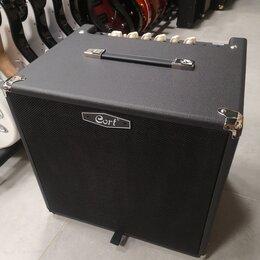 Гитарное усиление - Новый басовый комбик Cort CM150B-EU, 0