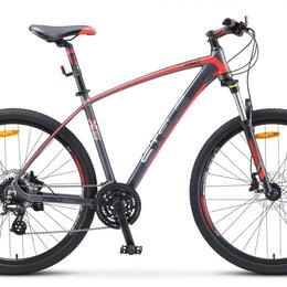 """Велосипеды - Горный велосипед Stels Navigator-750 D 27.5"""" V010, 0"""