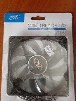 Кулеры и системы охлаждения - Вентилятор DeepCool Wind Blade 120x120x25mm, 0