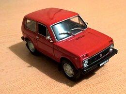 Модели - Автомобиль Нива, ВАЗ – 2121, модель, масштаб -…, 0