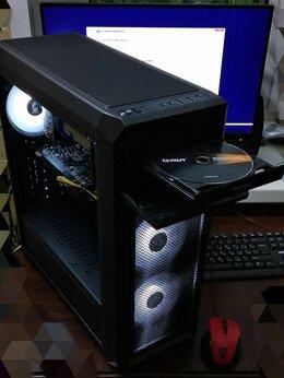 Настольные компьютеры - Игровой компьютер с дисководом, gtx1050ti, wifi,…, 0