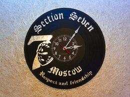 Часы настенные - Часы с вашим логотипом или любой надписью, 0