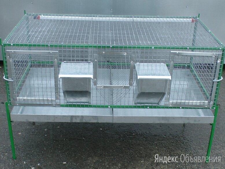"""Клетка для кроликов """"Любимая"""" по цене 7900₽ - Клетки и домики , фото 0"""