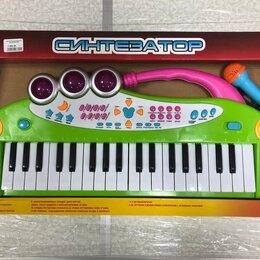 Подарочные наборы - Детский синтезатор пианино, 0
