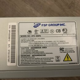 Блоки питания - Блок питания FSP 300W, 0