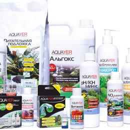 Растения для аквариумов и террариумов - Удобрения для аквариумных растений AQUAYER, 0