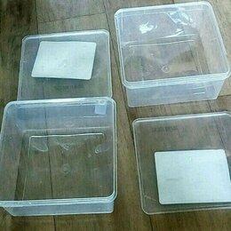 Корзины, коробки и контейнеры - Контейнеры 18х18х8 см, 0