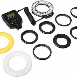 Фотовспышки - Кольцевая вспышка Polaroid 18 LED 📷📷📷 // 0002 , 0