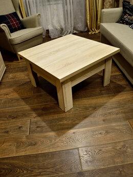 Столы и столики - Стол-Трансформер (Дуб Сонома), 0