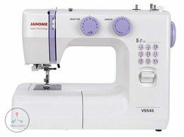 Швейные машины - Швейная машина Janome VS 54S, 0