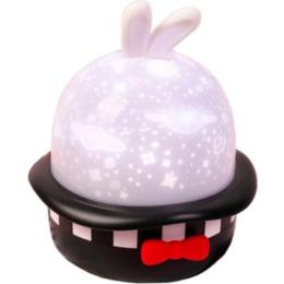 Ночники и декоративные светильники - Проектор звездного неба Magic Rabbit projection…, 0