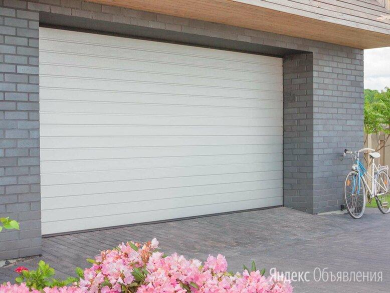 Ворота гаражные Алютех на проем 2650х2480h мм по цене 45000₽ - Заборы, ворота и элементы, фото 0