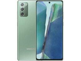 Мобильные телефоны - Samsung Galaxy Note 20 5G 8/256 Mystic Green…, 0