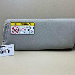 Интерьер  - Козырек солнцезащитный внутри Toyota Land Cruiser Prado J150 2009, 0
