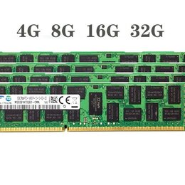 Модули памяти - Оперативная память DDR3 DDR4 ECC REG, 0