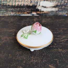 Крышки и колпаки - Крышечка от чайника, кофейника Meissen, 0